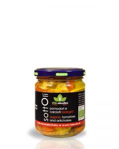 artichokes-tomatoes