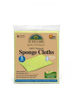 sponge-cloths