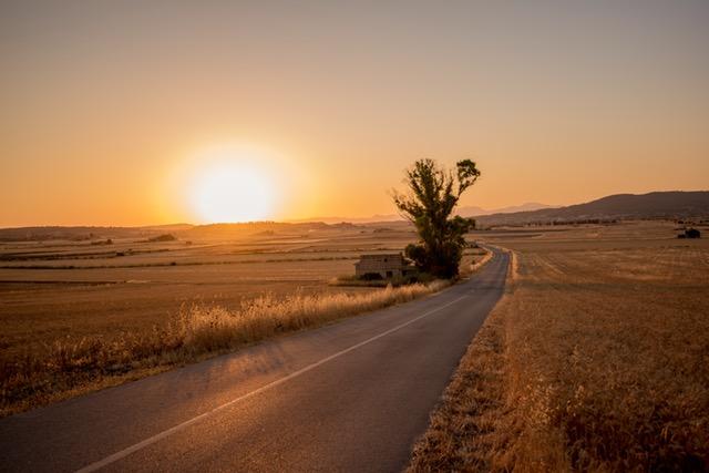 summer-heat-sunset